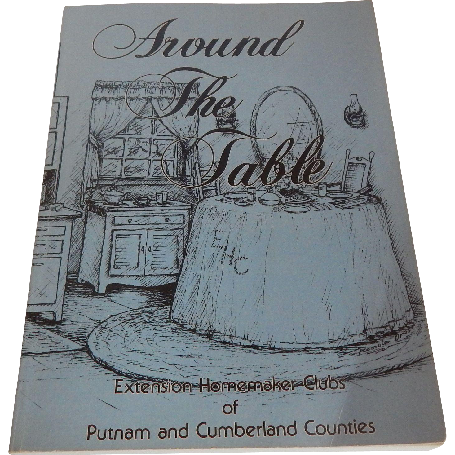 Around The Table  Cookbook  Tennessee
