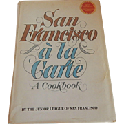 San Francisco La La Carte Junior League