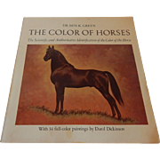 The Color OF Horses by Dr. Ben K. Green