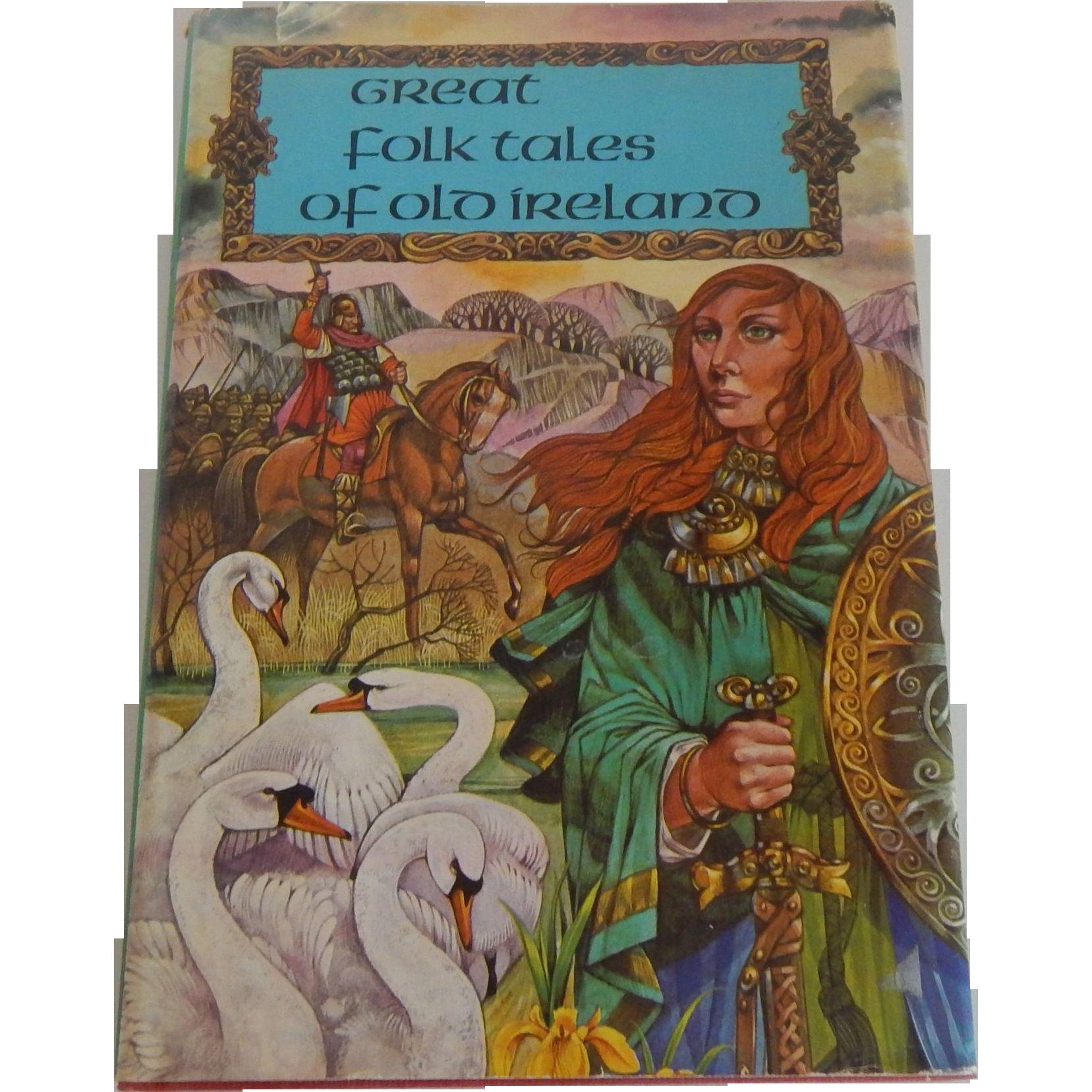 Great Folk Tales of Old Ireland