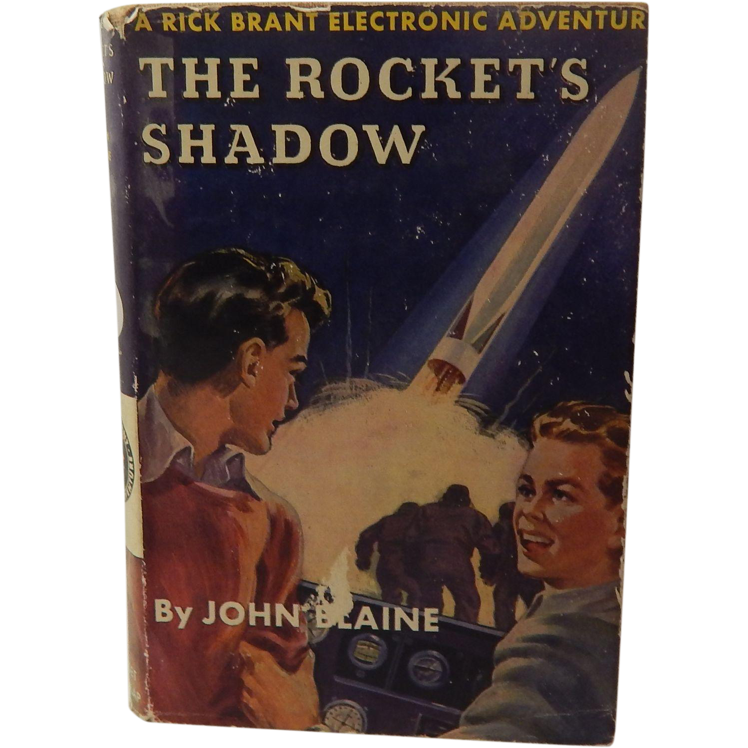 Rick Brant The Rocket's Shadow