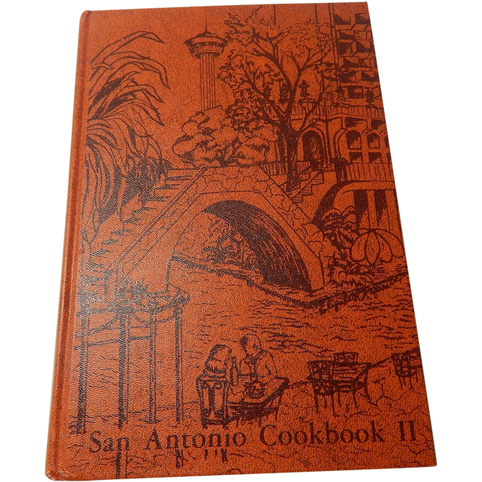 San Antonio Cookbook II 1980