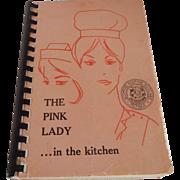 The Pink Lady Cookbook El Dorado, Arkansas 1966