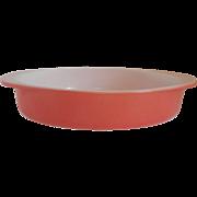 Pyrex Desert Dawn Pink Bakeware Dish
