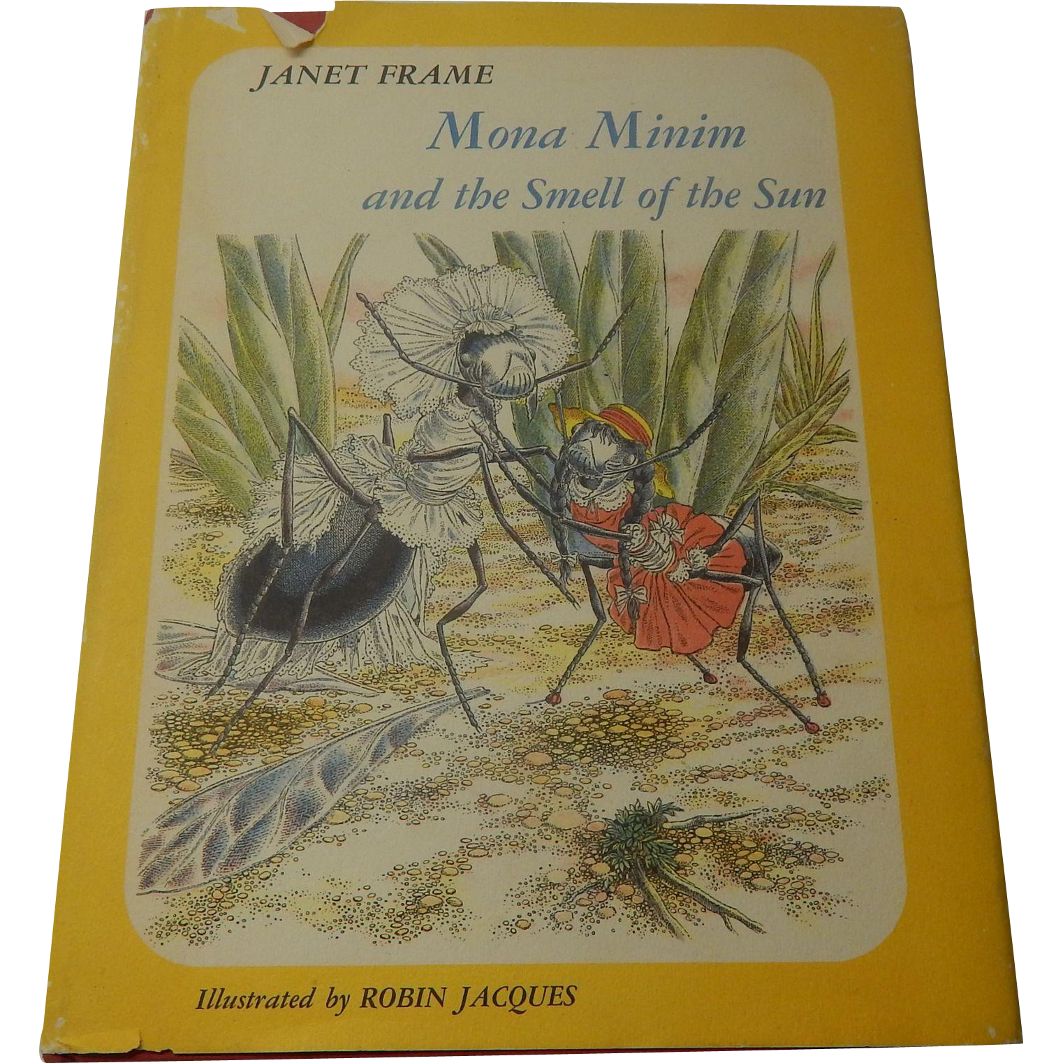 Mona Minim and the Smell of the Sun by Janet Frame