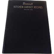Sunset Kitchen Cabinet Reicpes Volume One