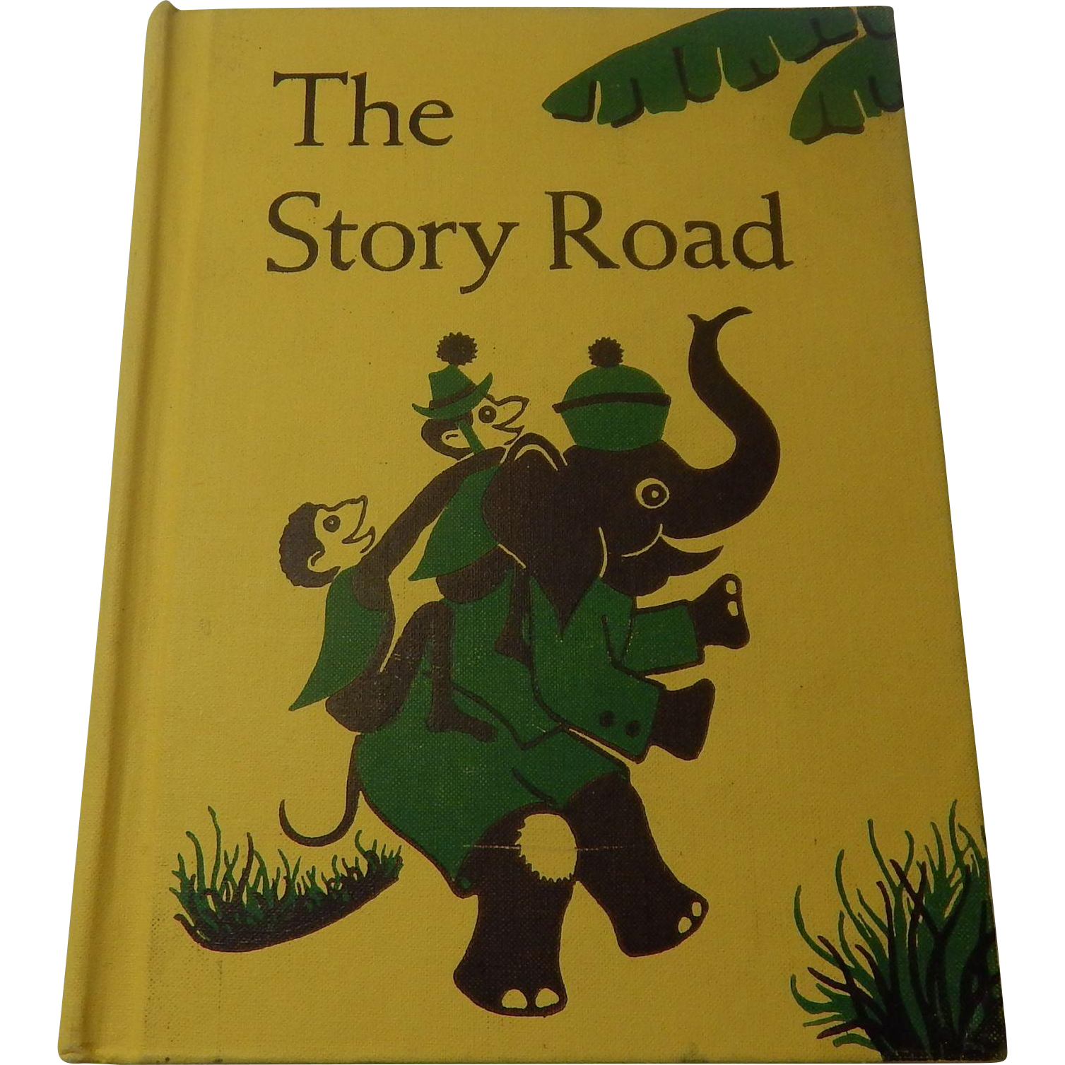 The Story Road School Reader