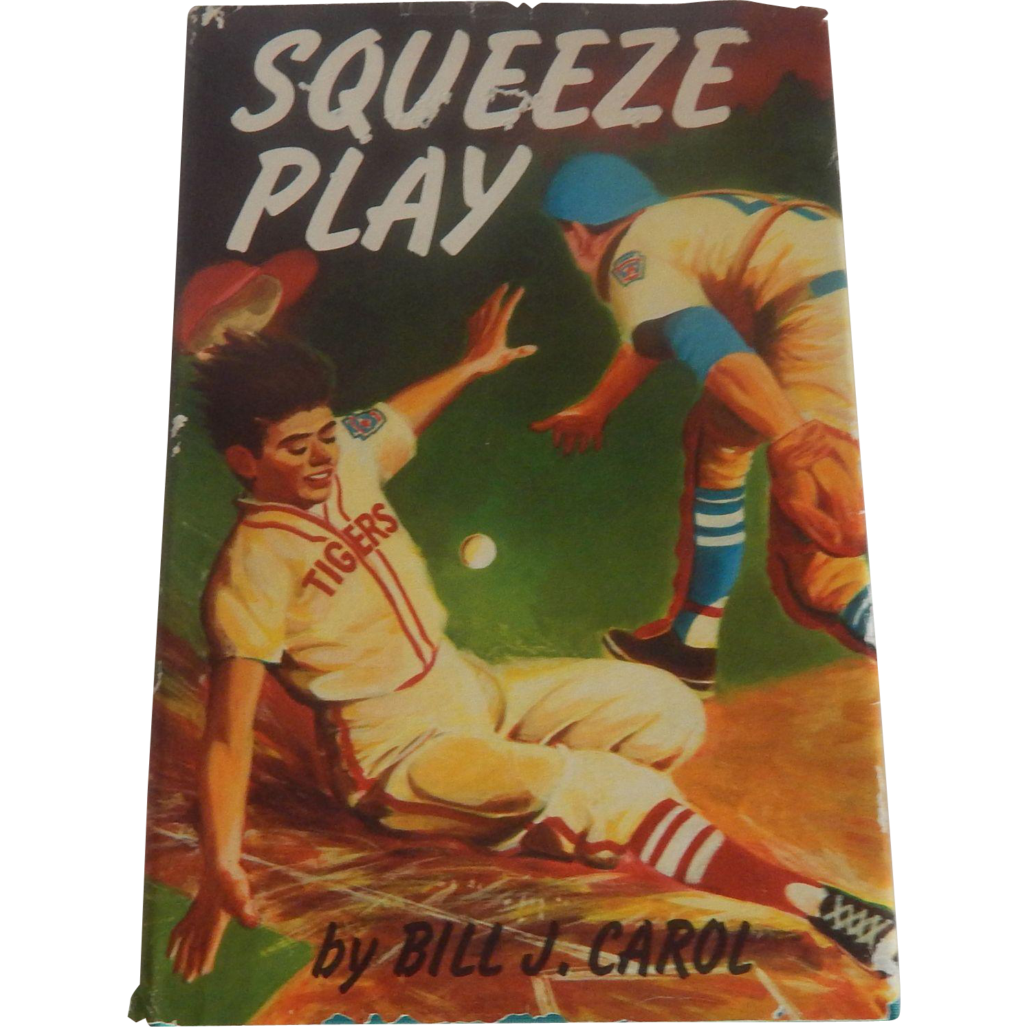 Squeeze Play by Bill J. Carol