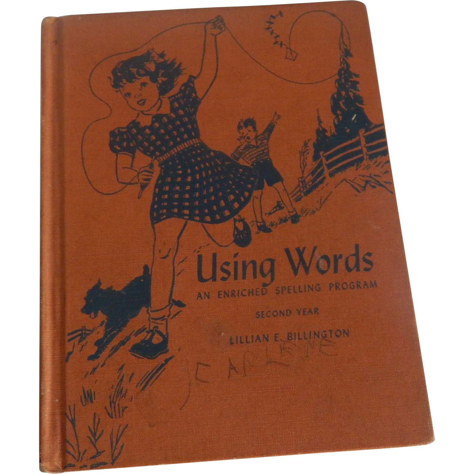 Using Word School Spelling Book