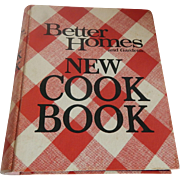 Better Homes and Gardens New Cook Book 1976