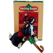 Hallmark Kitty Kat Stocking Hanger