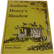 Andrew Henry's Meadow Doris Burn