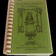 Cottage Kitchen Cookbook San Marcos Texas