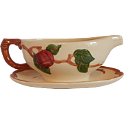 Franciscan Pottery Apple Gravy Boat
