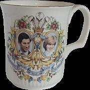 Royal Kent Princess Diana and Prince Charles Mug