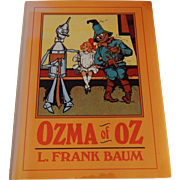 Ozma of Oz L.. Frank Baum