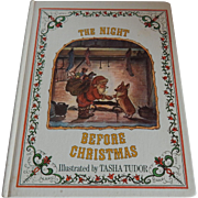 The Night Before Christmas Tasha Tudor