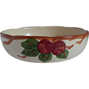 Franciscan Earthenware Apple Bowl USA