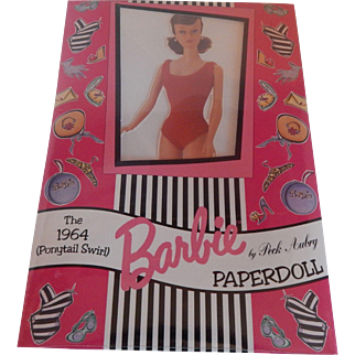 Barbie Paper Doll by Peck Aubry