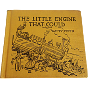 The Little Engine That Could Watty Piper