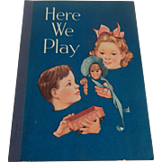 Here We Play School Reader