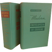 "Meta Given""s Modern Encyclopedia Of Cooking 1 & 2"