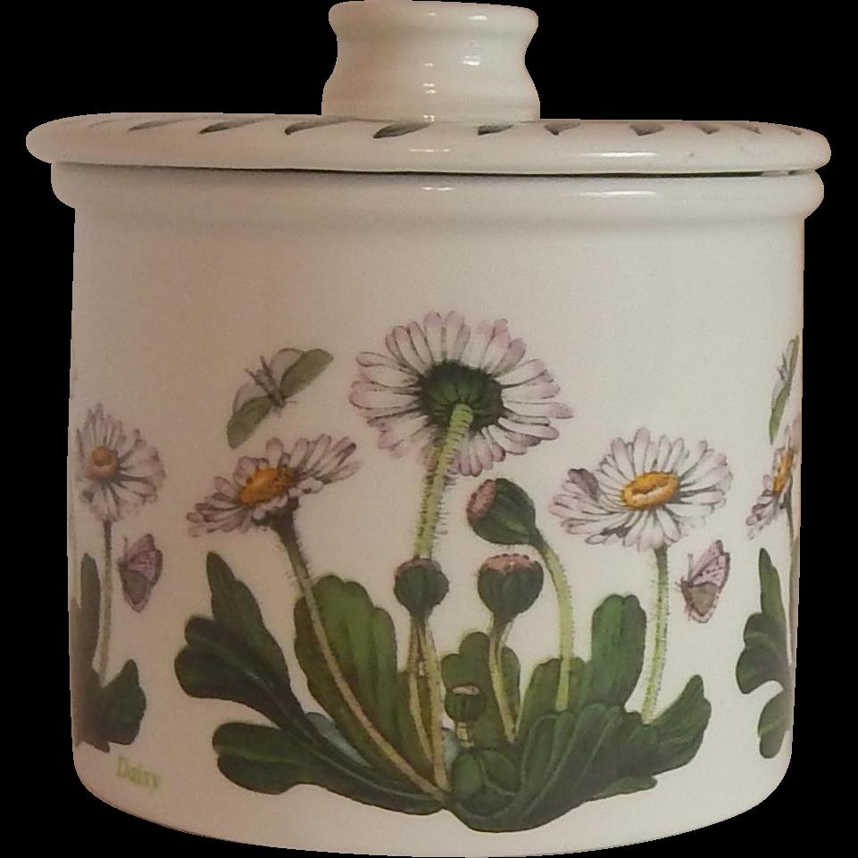 Portmeirion Botanic Garden Daisy Jam Jar