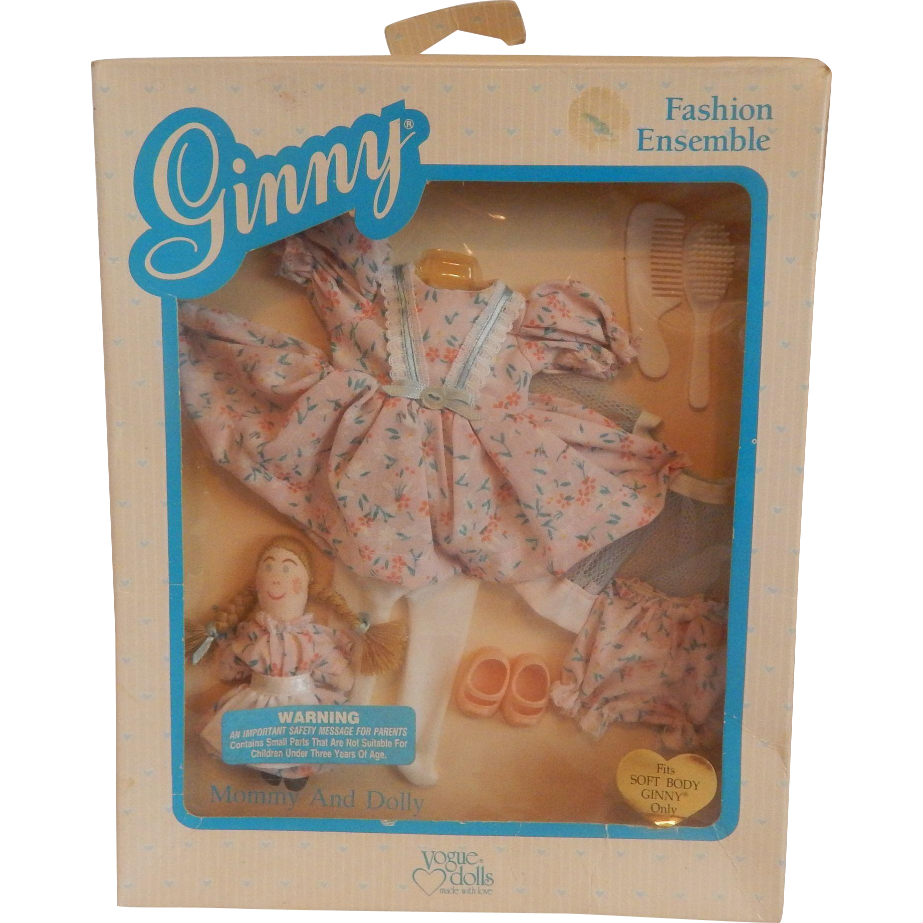 Ginny Mommy And Dolly Fashion Ensemble