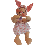Annalee Mobilitee Bunny Rabbit Doll