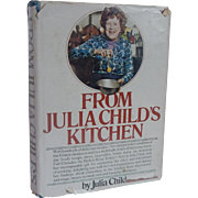From Julia Child's Kitchen 1975