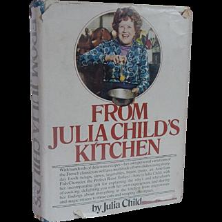 From Julia Child's Kitchen 1975