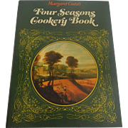 Four Seasons Cookery Book By Margaret Costa 1970