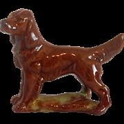 Wade Ceramic Irish Setter Figurine