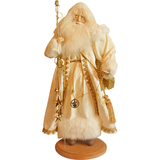 Lynn Haney Collection Twilight Santa 1991
