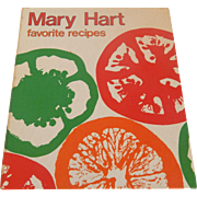 Mary Hart Favorite Recipes 1979