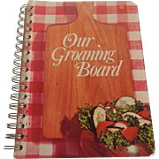 Our Groaning Board  Cookbook