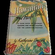 Hawaiian and Pacific Foods Cookbook 1960