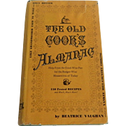 The Old Cooks ALmanac Cookbook 1966