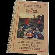 Snake Rattle & Ro Tel Cookbook 1986