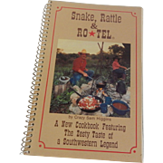 Snake Rattle & Ro Tel Cookbook 1986