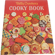 Vintage Betty Crockers Cooky Book Cookbook
