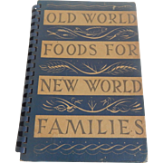 Old World Food For New Word Families