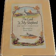 The Lord Is My Shepherd Tasha Tudor