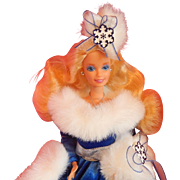 FAO Schwarz Winter Fantasy Barbie Doll