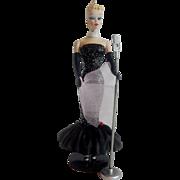 Hallmark Solo in the Spotlight Barbie Ornament