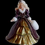 Hallmark Keepsake Holiday Barbie 1996 Ornament