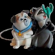 Hallmark Keepsake Ornament Percy Flit And Meeko