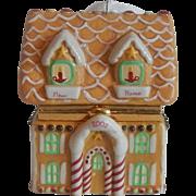 Hallmark Keepsake Ornament New Home Hinged Box