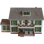 Hallmark Keepsake Ornament Sarah Plain and Tall Maine Home