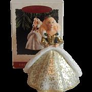 Hallmark Keepsake Ornament Holiday Barbie